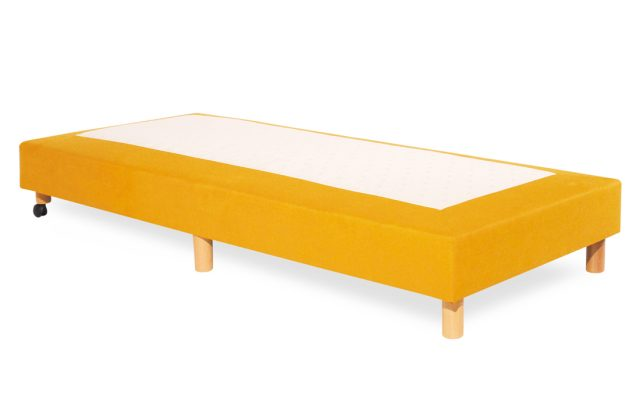 3-Star losse gele boxspring