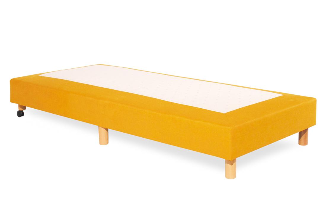 3-Star losse gele boxspring