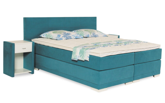 Complete Boxspring set Manhattan