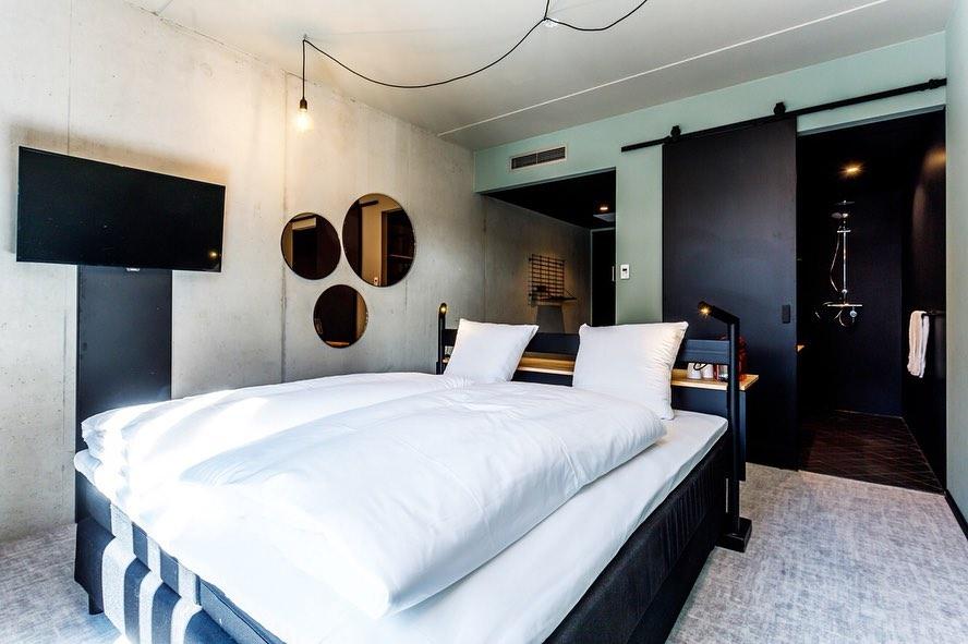 Black label hotel Hotelbedding