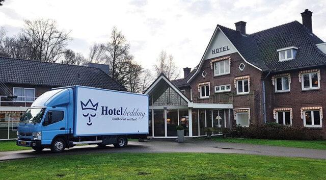 Hotel't Kruisselt Hotelbedding